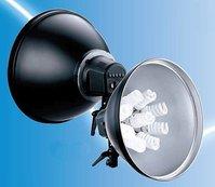 1260 watt taglicht fotolampen mit reflektor vom studio ausstatter. Black Bedroom Furniture Sets. Home Design Ideas