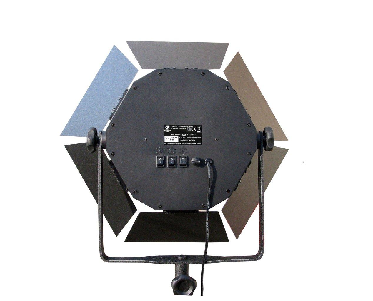 dauerlicht fotolampen set taglicht mit lichtklappen. Black Bedroom Furniture Sets. Home Design Ideas