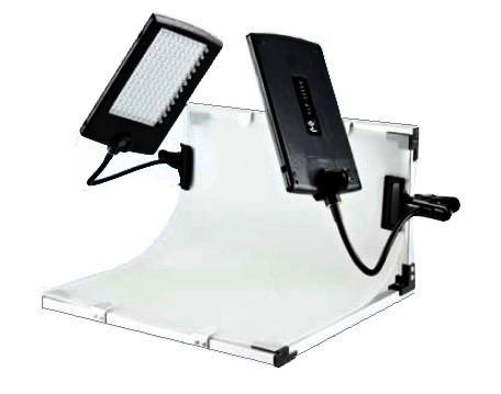 aufnahmetisch slpk 2120ltv mit neuester led beleuchtung. Black Bedroom Furniture Sets. Home Design Ideas