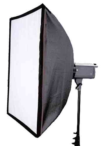 Chamäleon Softbox 90x90 für Multiblitz P