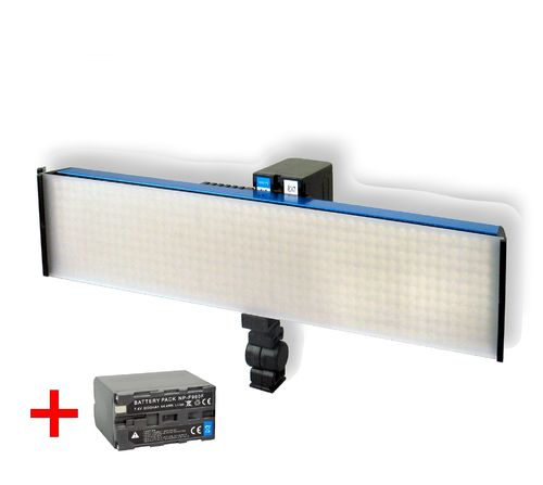 LED Panel VL-480S Bicolor 3000 lm
