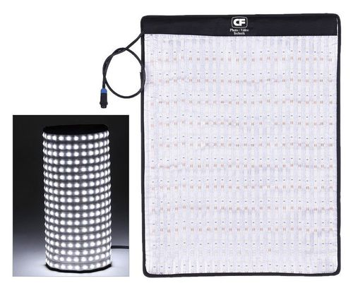 Super Slim Roll-Flex LED Light 45 x 60 cm